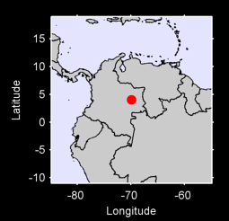 4.02 N, 69.91 W Local Context Map