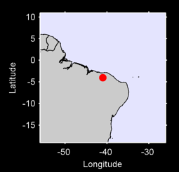 4.02 S, 40.98 W Local Context Map