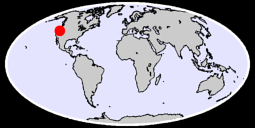 40.99 N, 119.29 W Global Context Map