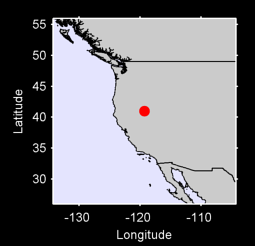 40.99 N, 119.29 W Local Context Map
