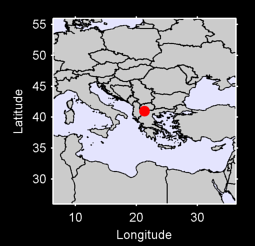 40.99 N, 21.30 E Local Context Map