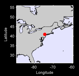 40.99 N, 74.56 W Local Context Map