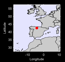 42.59 N, 4.36 W Local Context Map
