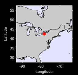 42.59 N, 78.55 W Local Context Map