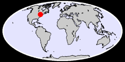 42.59 N, 80.73 W Global Context Map