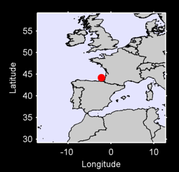 44.20 N, 2.24 W Local Context Map