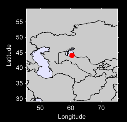 44.20 N, 60.37 E Local Context Map