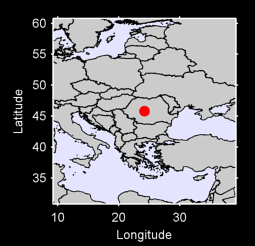 45.81 N, 24.23 E Local Context Map