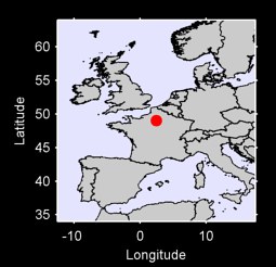 49.03 N, 2.45 E Local Context Map