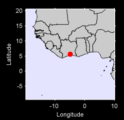 5.63 N, 4.84 W Local Context Map