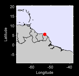 5.63 N, 53.27 W Local Context Map