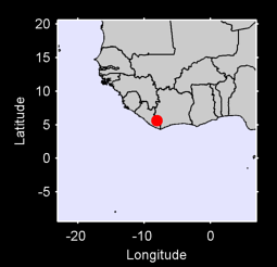 5.63 N, 8.07 W Local Context Map
