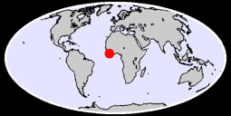 5.63 N, 9.69 W Global Context Map
