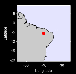 5.63 S, 40.36 W Local Context Map