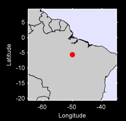 5.63 S, 50.04 W Local Context Map
