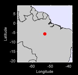 5.63 S, 53.27 W Local Context Map