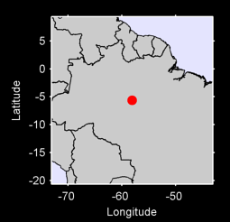 5.63 S, 58.12 W Local Context Map
