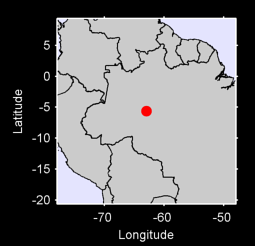 5.63 S, 62.96 W Local Context Map