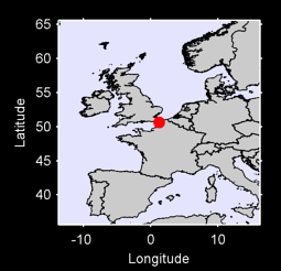 50.63 N, 1.27 E Local Context Map