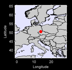50.63 N, 13.94 E Local Context Map