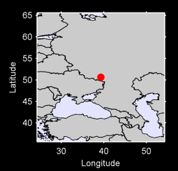50.63 N, 39.30 E Local Context Map
