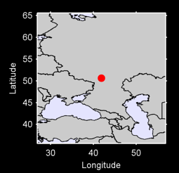 50.63 N, 41.83 E Local Context Map