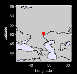 50.63 N, 46.90 E Local Context Map