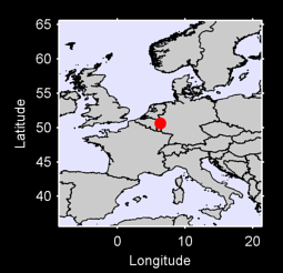 50.63 N, 6.34 E Local Context Map