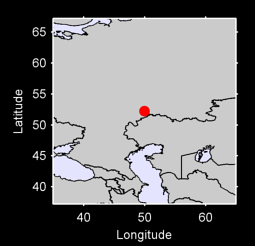 52.24 N, 49.93 E Local Context Map