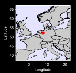 52.24 N, 7.88 E Local Context Map