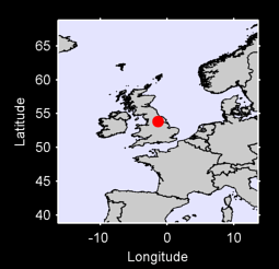 53.84 N, 1.36 W Local Context Map