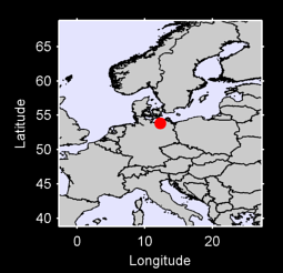 53.84 N, 12.27 E Local Context Map