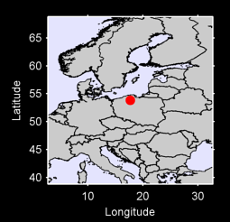 53.84 N, 17.73 E Local Context Map