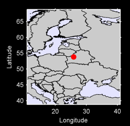 53.84 N, 25.91 E Local Context Map