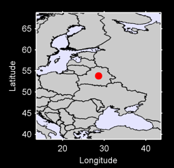 53.84 N, 28.64 E Local Context Map