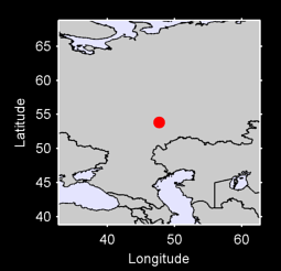53.84 N, 47.73 E Local Context Map