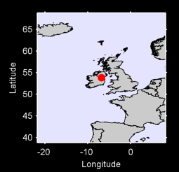 53.84 N, 6.82 W Local Context Map