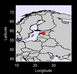 58.66 N, 24.62 E Local Context Map