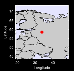 58.66 N, 33.85 E Local Context Map
