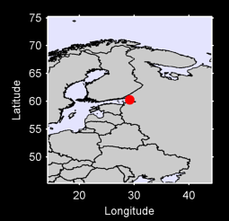 60.27 N, 29.19 E Local Context Map