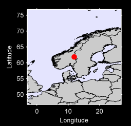 61.88 N, 11.89 E Local Context Map