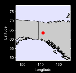 63.49 N, 138.60 W Local Context Map