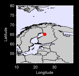 65.09 N, 24.89 E Local Context Map