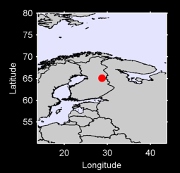 65.09 N, 28.72 E Local Context Map