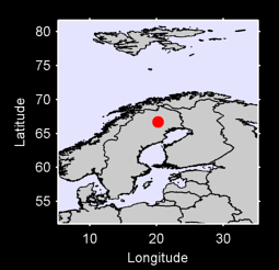 66.70 N, 20.22 E Local Context Map