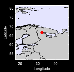 66.70 N, 32.36 E Local Context Map