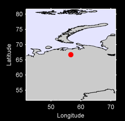 66.70 N, 56.63 E Local Context Map