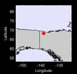 68.31 N, 138.80 W Local Context Map