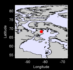 68.31 N, 82.41 W Local Context Map