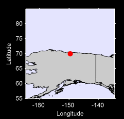 69.92 N, 149.61 W Local Context Map